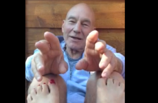 Latest video indicates Patrick Stewart is coolest man alive