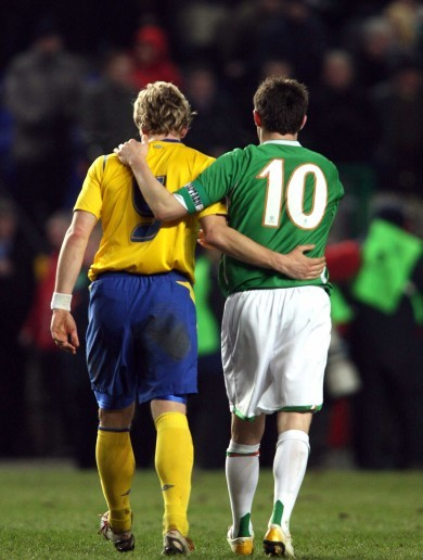 Where are they now? The Irish stars who got Steve Staunton's reign off to a flier against Sweden in '06