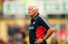 Billy Morgan: 'I have heard Danny Culloty's name mentioned'