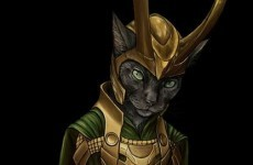 Here's what The Avengers would look like if they were cats
