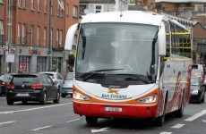 Bus Éireann passengers terrorised by 'rowdy' youths throwing urine around coach
