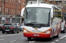 Bus Éireann passengers terrorised by 'rowdy' youths throwing urine around coach