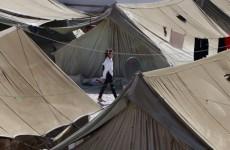 Syrian refugee gives birth on boat off Italian coast