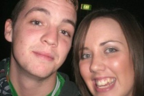 Colm Reilly and Kiara Duncan were killed in the crash.
