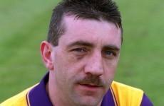 Wexford hurling legend Martin Storey to enter politics