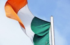 Tricolour causes rift at St Patrick's Day parade