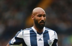 Nicolas Anelka set for Albion return following compassionate leave
