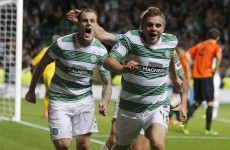 Celtic clinch last-gasp winner to seal Champions League spot