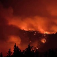 Watch: Stunning time lapse video of the Yosemite wildfire