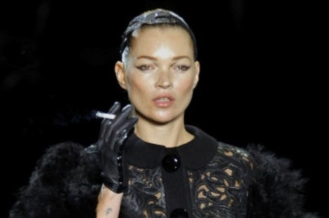 Kate Moss used ICorrect to insist that she has never been on Facebook or Twitter. So now we know.