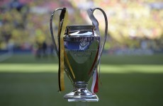 As it happened: Champions League group stages draw