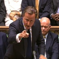 """""""Syria is not like Iraq"""" – David Cameron makes his case for military action"""
