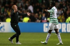 'It doesn't come any harder' admits Lennon after Celtic's tough draw