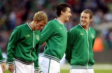 Triple blow as McGeady, St Ledger and O'Brien withdraw from Irish squad