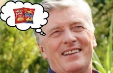 Pat Kenny answers the big question: King or Tayto?