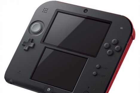 The 2DS, which will launch in October