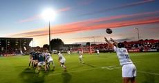 In pics: Munster win as Leinster fall again in pre-season friendly