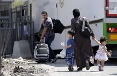 26 Syrian refugees seek asylum in Ireland as violence escalates