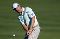 More misery for Harrington as he opens with 73 in Florida