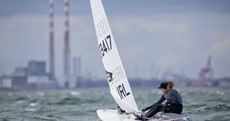 In pics: Annalise Murphy makes the most of practice day in Dublin Bay