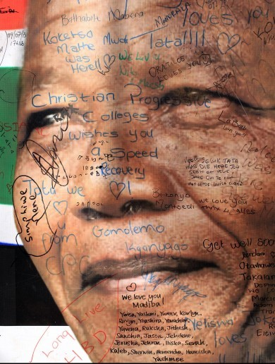Confirmed: Nelson Mandela leaves hospital and returns home