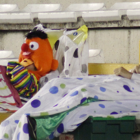 Rayo Vallecano use spirit of Bert and Ernie to protest late kick-off times
