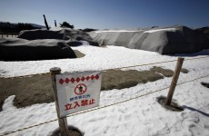 Pipe leaking radioactive water discovered at Fukushima