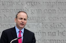 Micheál Martin criticises party politics and Budget leaks