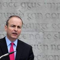 Micheál Martin criticises party politics and Budget leaks