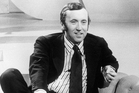 1973 photo of David Frost.