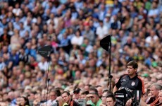 'Today's not a day for anyone to be thinking of retirement' - Eamonn Fitzmaurice