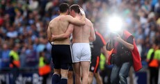 True sportsmanship as victorious Bernard Brogan consoles Kerry's Marc Ó Sé