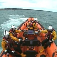 Diver stung in face by jellyfish in Skerries