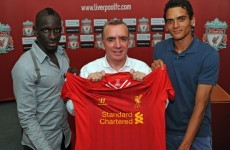 Liverpool confirm Sakho and Ilori signings