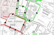 Major changes due for St Stephen's Green traffic