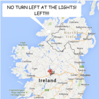 How to cause a fight between Irish people