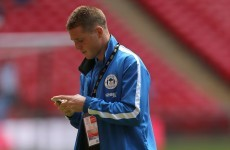Trap: Big move will help James McCarthy to grow