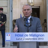 Only regime could have carried out chemical attack, French intel report states