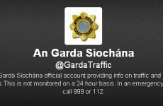 """Vehicle"" or ""Veh-icle""? Garda Twitter account tackles the big questions"