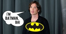 Cillian Murphy was nearly a Cork Batman... it's The Dredge
