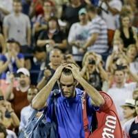 Roger Federer watches his era sadly slip away