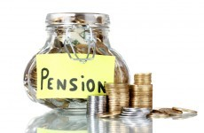 Pension fund values see growth of 11 per cent