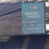 DRA turn down Limerick's appeal after Hawk-Eye controversy