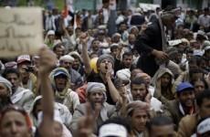 Police raid protest camp in Yemen