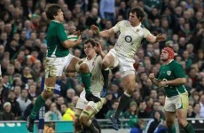 Ireland v England: in pictures