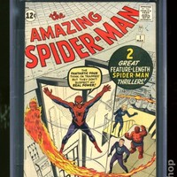 Father sells original Spiderman comic to pay for daughter's wedding