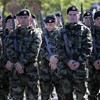 Corporal: 'We joined the army, it's part of the job description'