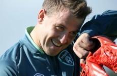 Cox ready to kick-start season after 'freak' injury
