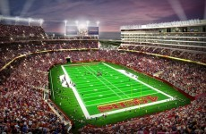 In pictures: take a tour of the $1.2billion San Francisco 49ers stadium that's a year away from opening