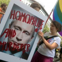 Amnesty Ireland: 'G20 leaders must stand up to Russia's draconian homophobic law'